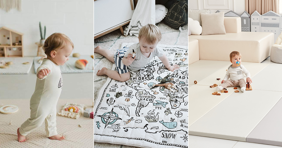 Buying The Best Baby Play Mats